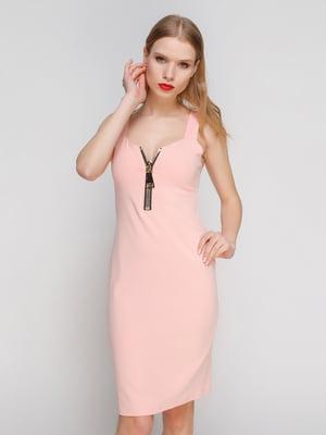 Сукня персикового кольору   2293485