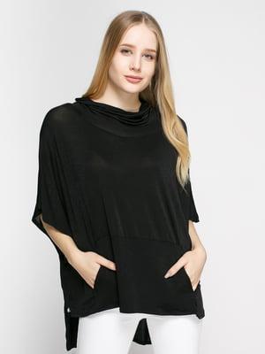 Блуза черная   4789796