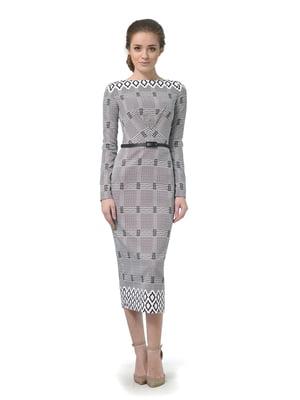 Платье в принт | 4825325