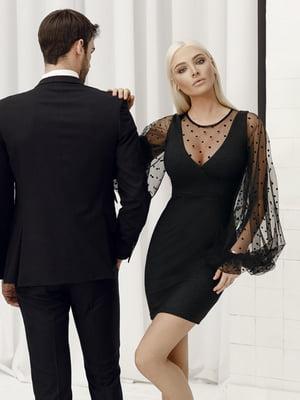 Платье черное | 4825666