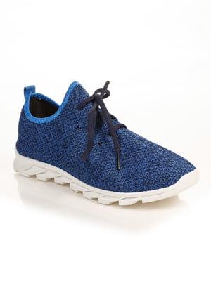 Кроссовки синие | 4778821