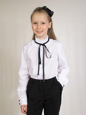 Блуза біла | 2573117