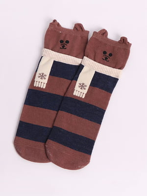 Носки в полоску | 4820844
