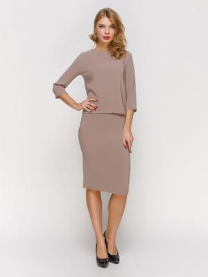 Костюм: блуза и юбка | 2121408