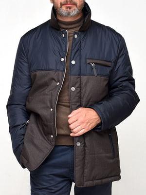 Куртка двухцветная   4826225