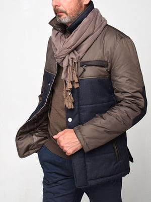 Куртка двухцвтеная   4826226