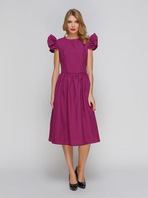 Платье сиреневое | 2959594