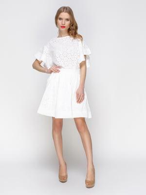 Костюм: блуза і спідниця | 2293497