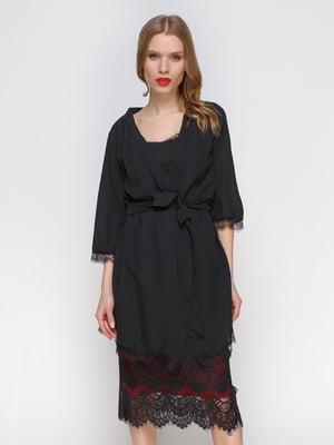 Комплект: халат и ночная рубашка | 2003683