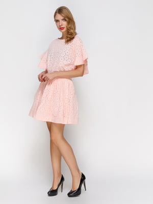 Костюм: блуза і спідниця | 2293496