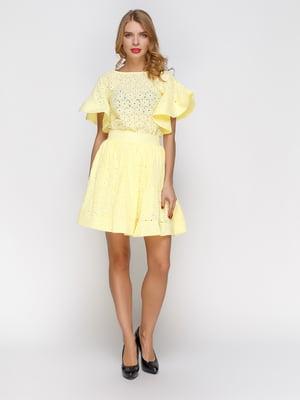 Костюм: блуза и юбка | 2293494