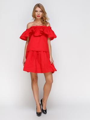Костюм: блуза и юбка | 2293436
