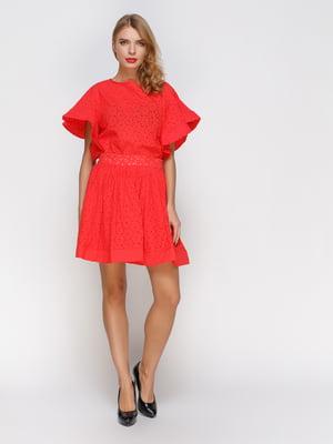 Костюм: блуза и юбка | 2293493