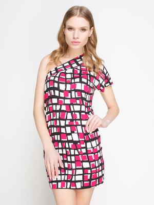 Платье в принт | 2182029