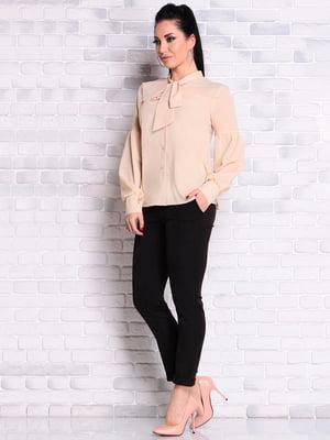 Блуза бежевая   4826413