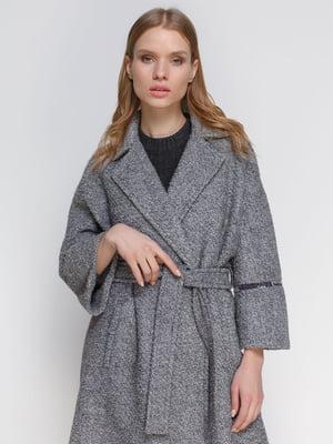 Пальто серое | 3667675
