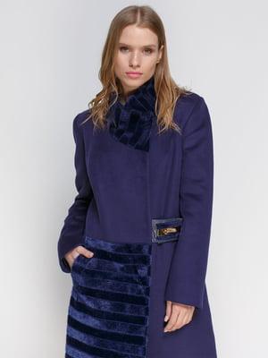 Пальто синее | 3652861