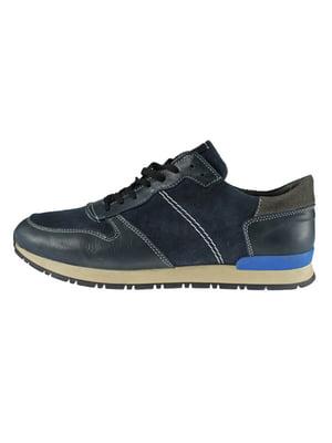 Кросівки темно-сині | 4822935