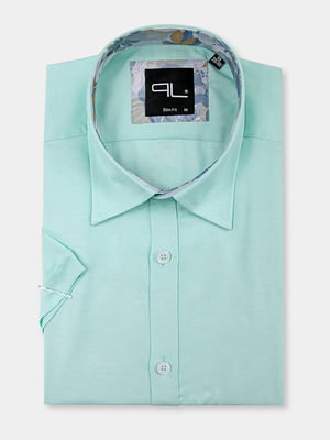 Рубашка зеленая | 4822967