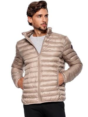 Куртка бежева | 4822978