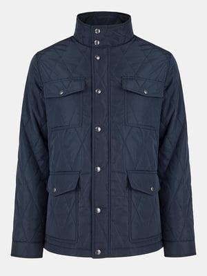 Куртка темно-синяя | 4822987
