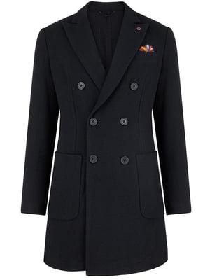 Пальто чорне | 4822990