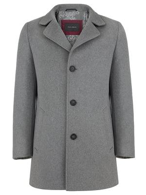 Пальто сіре | 4822992
