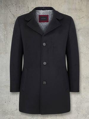 Пальто чорне | 4822993