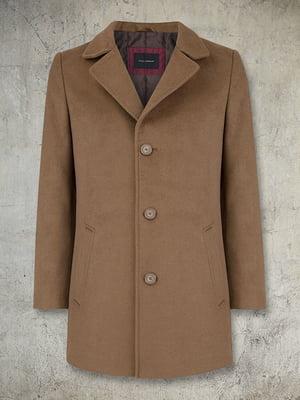 Пальто бежевое | 4822994