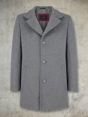Пальто сіре | 4822995