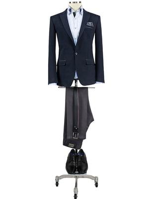 Піджак синій | 4822998
