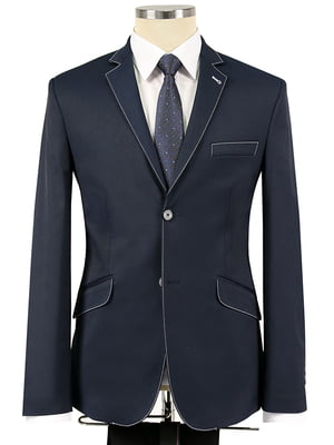 Пиджак темно-синий | 4823002