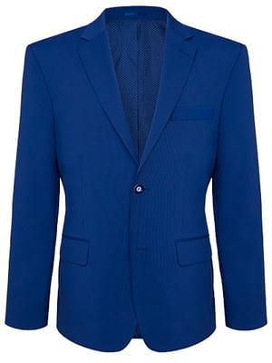 Пиджак синий | 4823023