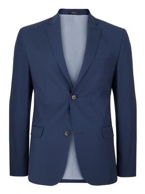 Піджак синій | 4823024
