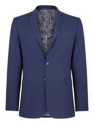 Пиджак синий | 4823025