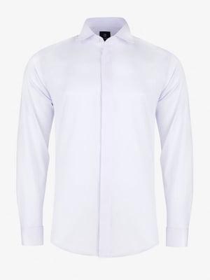 Рубашка белая | 4823063