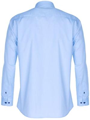 Рубашка голубая | 4823131
