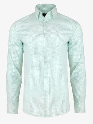Рубашка в принт | 4823149