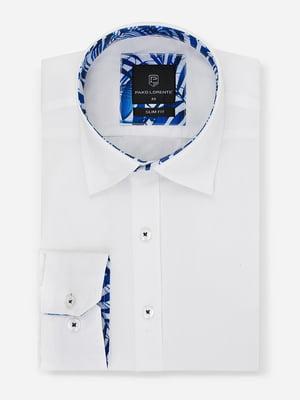Рубашка белая | 4823212