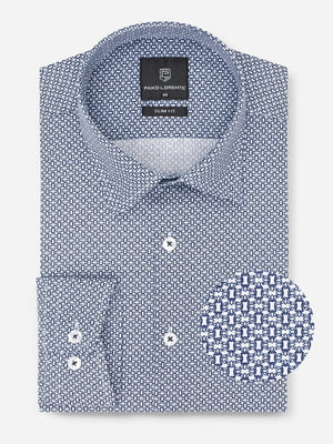 Рубашка в принт | 4823225
