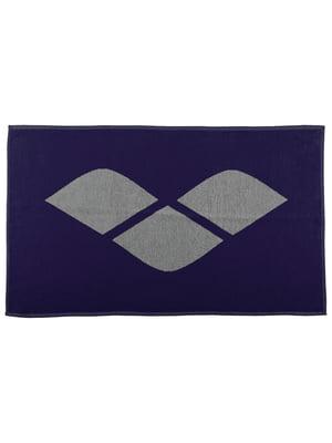 Рушник синій | 4651145