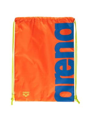 Сумка-рюкзак помаранчева | 4651237