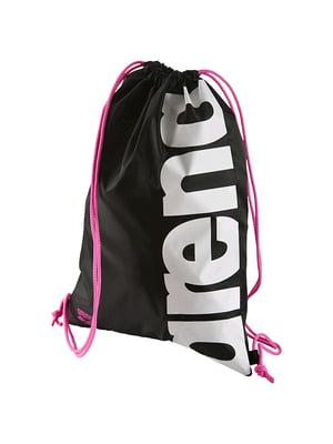 Сумка-рюкзак чорна | 4651240