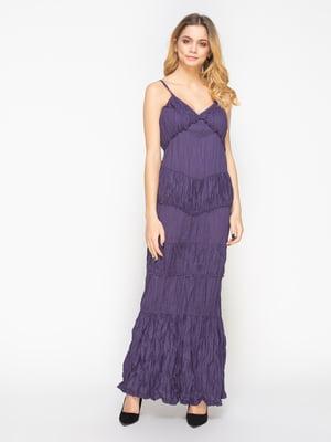 Сарафан фиолетовый | 558021
