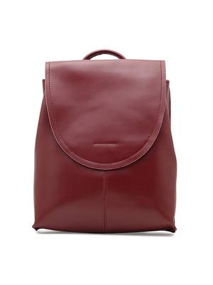 Рюкзак бордовый | 4815672