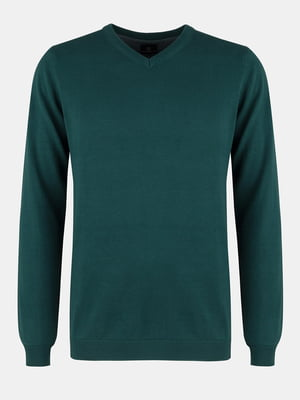 Пуловер зелений | 4823047