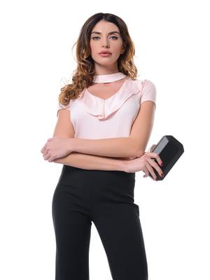 Блуза светло-розовая | 4827111