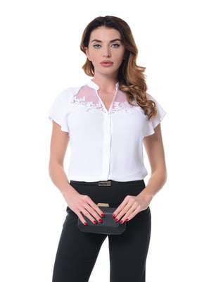 Блуза белая | 4827113