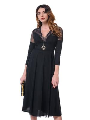 Платье черное | 4827157