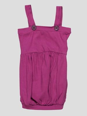 Сарафан фиолетовый | 2201773
